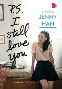 Cover Novel P.S. I Still Love You